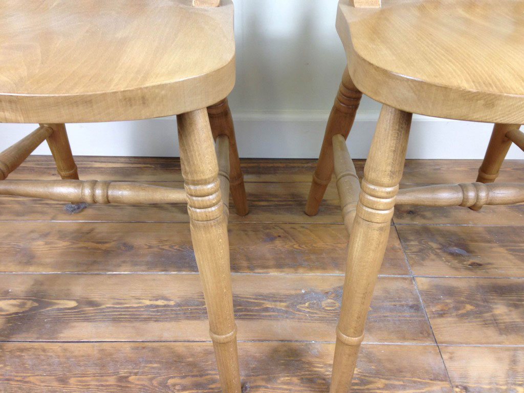 spindle-back-chairs