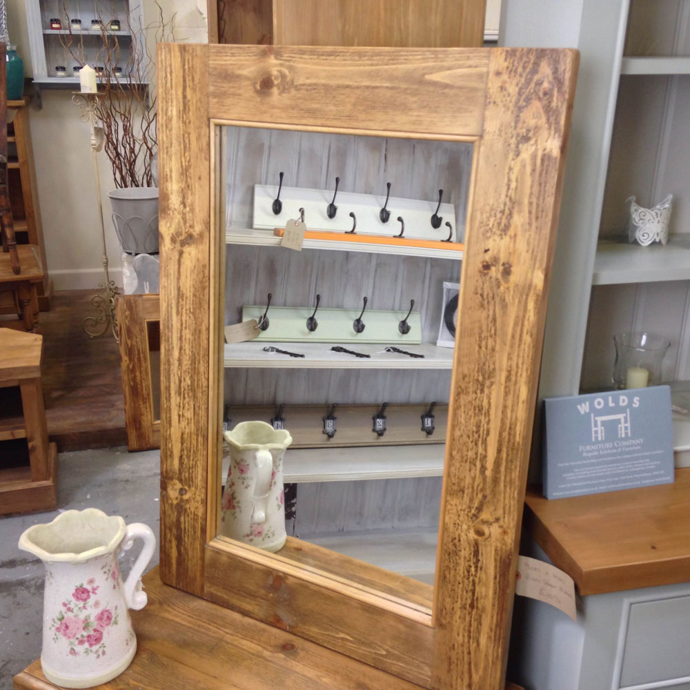 Yorkshire Rustic Bedroom Set: Wolds Furniture Company